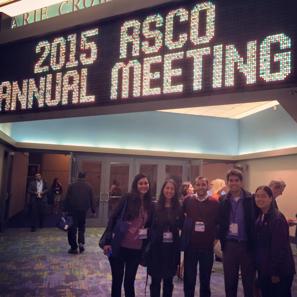 Fellows at ASCO